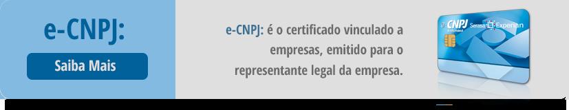 Banner e-cnpj